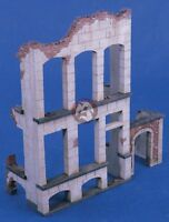 Verlinden 1/35 European City Ruined Residence Section (Diorama Model kit) 2421