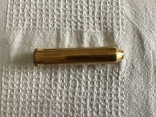 Cartier 14 carat yellow gold 1950's torch