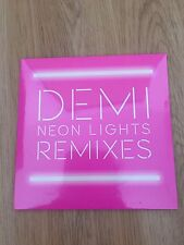 Demi Lovato Neon Lights Remixes