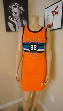 Athletic Varsity Brick City New Jersey Street Ball ALL STARS #32 Jersey Dress