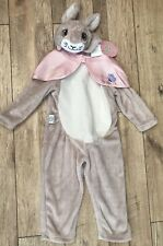 Peter Rabbit Flopsy Furry Bunny Costume Fancy Dress Outfit Age 5/6 Years