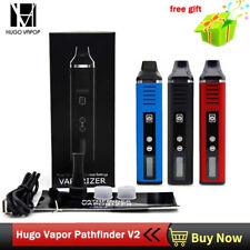 Portable Dry Herb Evaporator Ele-c Vape Pen Dry Herbal Weed Vaporizer Sprayer V2