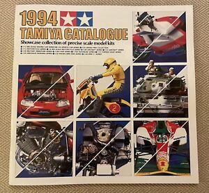 1994 Tamiya RC Catalogue