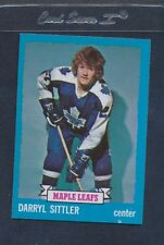 1973/74 Topps #132 Darryl Sittler Maple Leafs NM *359