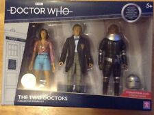 Dr Who The Two Doctors Collector Figure Set Limited addition