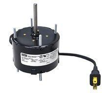 """Kitchen / Bath Fan Motor 1/100 HP 1550 RPM 115V 3.3"""" CCW Fasco # D541"""