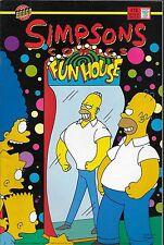 Simpsons Comics No.18 / 1996 Bongo Comics USA