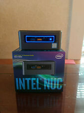 Intel NUC7i7BNH  16gb Ram, 500gb NVME SSD, Warranty 05/2022