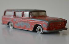 Dinky Nash Rambler Fire Chief for restoration ( My ref D 32 )