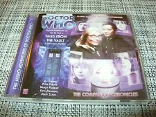 DOCTOR WHO BIG FINISH AUDIO CD Companion Chronicles 6.01 - TALES FROM THE VAULT