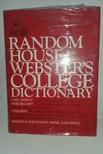 Acc, Random House Webster's College, Dictionary, 0679414207, Book