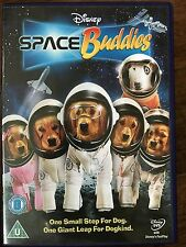 SPACE BUDDIES ~ 2009 Walt Disney Family Feature Film ~ UK DVD