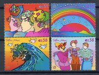 19453A) UNITED NATIONS (Vienna) 2002 MNH** Johannesburg 4v