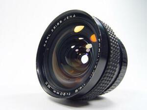 Carl Zeiss Jena MC Prakticar (Flektogon) 2.8 20 lens Praktica B mount + E mount