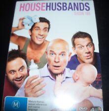 House Husbands Season Two 2 (Australia Region 4) DVD - NEW