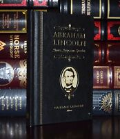 Quotes Quips Speeches by Abraham Lincoln Brand New Pocket Hardback Gift Edition