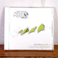 RARE World Class Rock KBCO 97.3 Studio C Volume 18 V/A CD Seal Playgraded M-