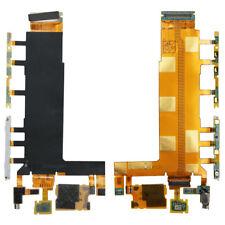 Sony Xperia Z3 Power Flex Plus Fort & CALME câble souple ON OFF VOLUME