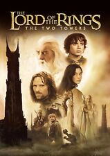 "Reproduction ""Lord of the Rings - The Two Towers"", Movie Poster, Classics"