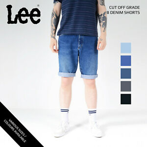Mens Vintage Lee Denim Shorts (Grade B) Various Colours
