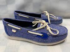 SPERRY Top Sider Women's Size 7 M Blue Boat Shoe