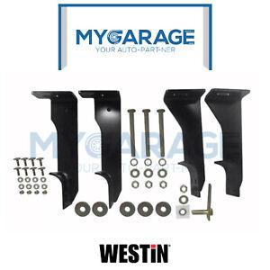 Westin For 02-04 Acura MDX/03-08 Honda Pilot Molded Sure-Grip Running 27-1445