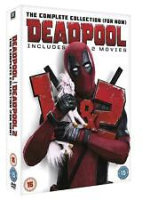 Deadpool Double pack (DVD) Films 1 & 2