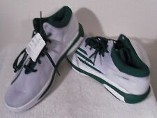 NWT Adidas SM Crazy Light Boost Mens Basketball Shoes 17 White/Green MSRP$140