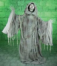 Halloween God Of Mort Taille Réelle Squelette Debout Accessoire D'Halloween -