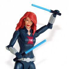 "Marvel Avengers Black Widow Natasha Romanov 5"" Toy Figure  (Scarlett Johansson)"
