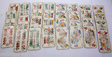 Vintage Antique Playing Cards Game Doppeldeutsche Altenburger und Stralsunder