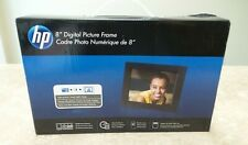 HP 8 inch Digital Picture Frame - df810v1- NEW - F622