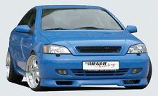 Rieger Spoilerlippe passend für Opel Astra G Coupe + Cabrio / RIEGER-Tuning