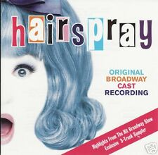 Hairspray Broadway Cast NICE ART PROMO SAMPLER CD SEALD