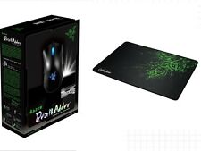 Genuine Razer DeathAdder 3500DPI Gaming Mouse+1 Mouse Pad Large Size 444*355*4mm