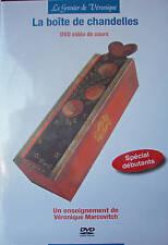 DVD - peinture décorative -  La boîte de chandelles