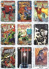 2012 Marvel Beginnings Series 3...COMPLETE 45 CARD BREAKTHROUGH COVER INSERT SET