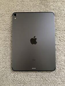Apple iPad Pro 512GB, Wi-Fi + 4G (Unlocked), 11 in - Space Grey (AU...