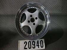 """1Stk. RH ZW1 Mercedes Audi VW Seat Skoda Alufelge Mehrteilig 8Jx17"""" ET35 #20939"""