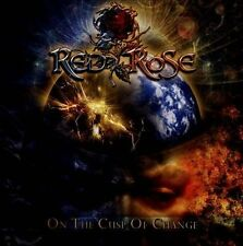 On the Cusp of Change by RED ROSE (CD/SEALED - 2013, Scarlet Records (UK)) METAL