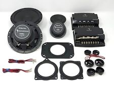 """Diamond Audio D365C 3.5"""" Mid/6.5"""" Sub 70W RMS 3-Way Complete Component System"""