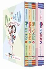 Ivy & Bean's Secret Treasure Box (Books 1-3)  by Annie Barrows  (Paperback)