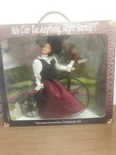 Nat'l Convention Pittsburgh We Can Do Anything Right Barbie doll 1998 4UNOW2DAY