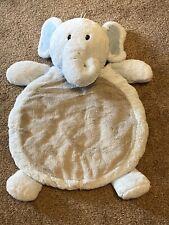 Bestever Baby Mat by Mary Meyer Gray Elephant Soft Plush floor blanket
