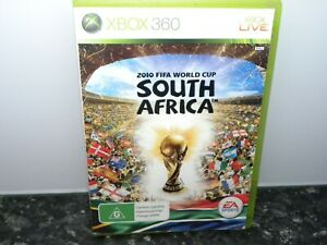 2010 FIFA World Cup South Africa - Xbox 360- GC