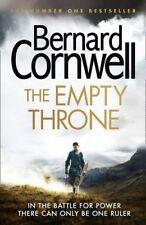 The Empty Throne The Last Kingdom Series Book 8 The Last Kingdom Series New