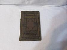 The Gospel of Saint John 1902 - American Bible Society - Large Print (A-3)