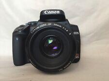 Canon Eos Rebel Canon Lens Ef 50mm 1:1.8 ll