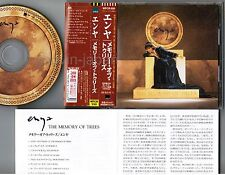 Promo ENYA The Memory Of Trees JAPAN CD WPCR-550 w/OBI 1995 1st issue Free S&H