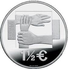 Pièces euro Année 2008 1 Euro 1/2